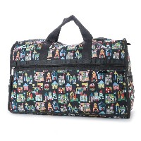 【SALE 30%OFF】レスポートサック LeSportsac LARGE WEEKENDER (STOCKHOLM SHOP) レディース