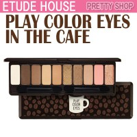 ★ETUDE HOUSE★ [cafe] Play color eyes in the cafe プレイカラーアイズ・イン・ザ