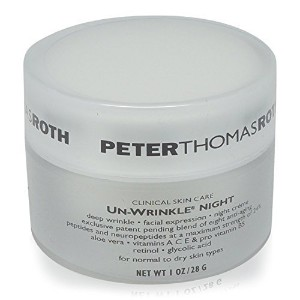 (ピータートーマスロス) Peter Thomas Roth Un-Wrinkle Night Cream Facial Treatment Products