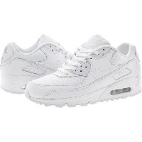 [537384111]NIKE AIR MAX 90 ESSETIAL WHITE/WHITE-WHITE-WHITE