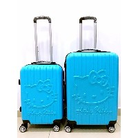 【Purchase with Your Coupon】UMRAH Trip Promo !! Hello Kitty Luggage (2 in 1) / Suitcase --- Many...