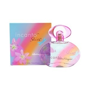 香水 FRAGRANCE フェラガモ SALVATORE FERRAGAMO INCANTO SHINE インカント シャイン EDT・SP 100ml