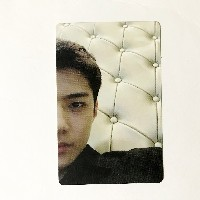 SM TOWN SUM EXO Debut 5th Year Anniversary Limited Edition Photocard Sehun