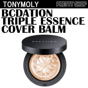 ★TonyMoly★ NEW! BCDATION Triple Essence Cover Balm (10g)