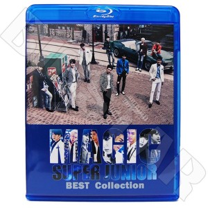 【Blu-ray】☆★Super Junior 2015 BEST Collection ★MAGIC DEVIL THIS IS LOVE ☆K-POPブルーレイDisc★☆【スーパージュニア...