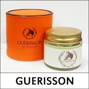 [GUERISSON] (sg) 9-Complex Cream 70g / Wrinkle / Whitening / Mysterious noble horse oil