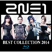 2NE1 Best Collection 2014 Blu-ray