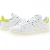 [BY9046]ADIDAS STANSMITH WHITE YELLOW