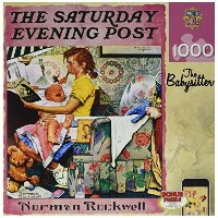 (MasterPieces) MasterPieces Saturday Evening Post Norman Rockwell Homecoming Marine Jigsaw Puzzle