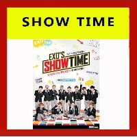 「EXOs Show time」DVD-BOX 12枚組 日本語字幕