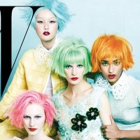 [MANIC PANIC] Hair Color / Hair Dye / 45 Colors 毛染め ヘアカラー manicpanic hair manicure