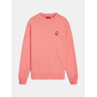 Stereo Vinyls Collection Bart Fleece Sweatshirt - Pink
