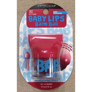 (Maybelline) Maybelline Baby Lips Balm Ball Bit of Berry