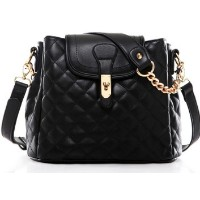2014 New Quilted bucket bag chain bag retro fashion handbags Shoulder Messenger