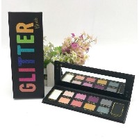 Too Faced MAKEUP Glitter Bomb 10 color Eye shadow Palette PRISMATIC Eyeshadow High quality