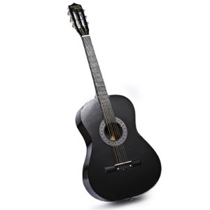 IRIN 38 inch 6 String Acoustic Guitar Toy Gift for Beginner Kids