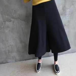 [zoozoom] Wide leggings pants 2color / 25576