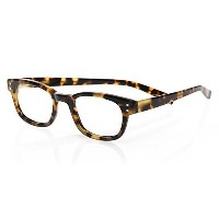 (EyeBobs) eyebobs Butch  2249 19  Tortoise Reading Glasses - Multiple Magnifications