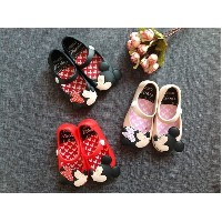 ★Disney shoes★SED Kid Jelly Shoes★Mickey Mouse shoes/water shoes/sport sandal/24-29size/Free...