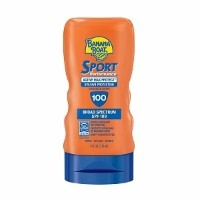 [アメリカ直送]Banana Boat Sport Performance Broad Spectrum Sunscreen Lotion  SPF 100 4 fl oz (118 ml)...