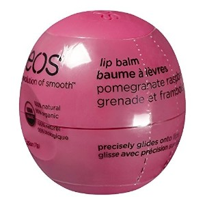 [アメリカ直送]Eos Evolution of Smooth - Lip Balm Sphere Pomegranate Raspberry