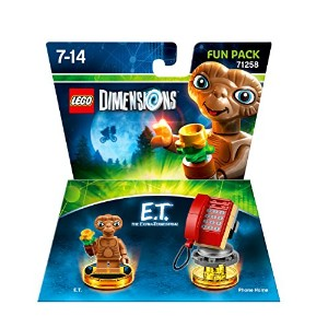 LEGO Dimensions E.T. Fun Pack (輸入版)