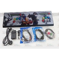 New Arrival Pandora Box 4S+ 2 Player Arcade Console Home Joystick with All LED Buttons 815 Family...