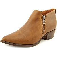 Steve Madden Womens Ajay Closed Toe Leather Fashion Boots, Brown, Size 5