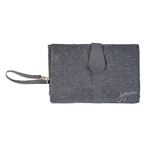 JJ Cole Changing Clutch, Gray Heather by JJ Cole
