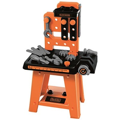 Ecoiffier Black and Decker Work Bench
