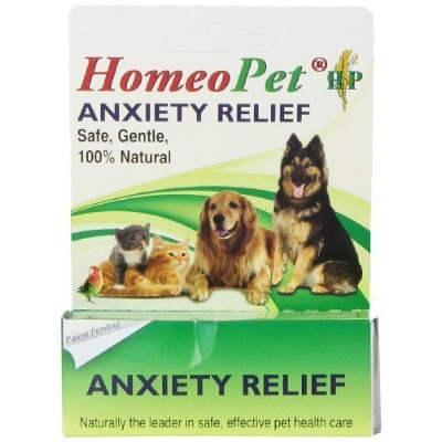 HomeoPet Anxiety Relief, 15 ml by Homeopet Llc [並行輸入品]