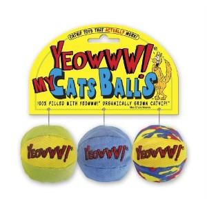 Yeowww My Cats Balls, 3-Pack by Yeowww! [並行輸入品]