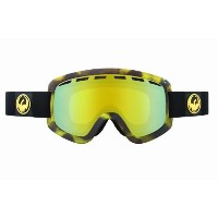 Dragon D1 Goggles, Retro Tort - Gold Ionized
