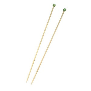 DMC Handmade BAMBOO Kntting Needles 10号 (5mm)