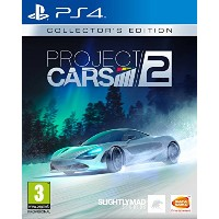 Project CARS 2 Collector's Edition (PS4) - Imported EU. UK.