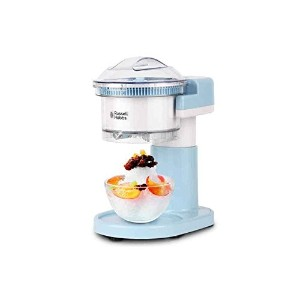 220V/60Hz Russell Hobbs RH-IS3058 Blue Electric Ice Shaver Homemade Healthy Ice ShaverラッセルホッブズRH...