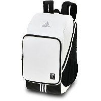 アディダス adidas 5T BACKPACK 35L MUJI DMU35 (BQ7164-ホワイト)