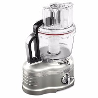 16 Cup Wide Mouth Feed Slicer Chopper Electric Kitchen Appliance Food Processor16カップワイド口金スライサーチョッパー電...