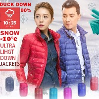 【FAST SHIPPING】Winter jacket  lex【Ultra value】ULTRA LIGHT DOWN /Men Women Children down jacket Fold