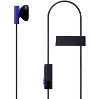 For (PS4) 用イヤホン VC用 ボイチャ マイク付き 片耳タイプ 軽量 ミニ NUGO 簡易パッケージ H3123 Headset Earbud Microphone Earpiece...