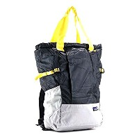 (パタゴニア) PATAGONIA LIGHTWEIGHT TRAVEL TOTE PACK バックパック #48808 FGCY FORGE GREY W/CHROMATIC YELLOW...