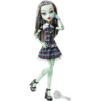[モンスターハイ]Monster High 17 Large Frankie Stein Doll DHC43 [並行輸入品]