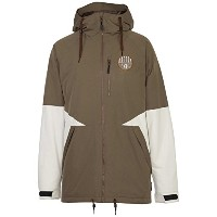 Armada Carson Insulated Jacket – Men 's L ブラウン 1020020