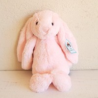 JELLYCAT bashful bunny pink ジェリーキャット うさぎ ぬいぐるみ うすピンク