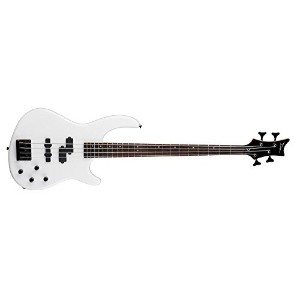 【Dean Edge10 PJ Electric Bass Guitar Classic White【並行輸入】】 b002dgs8a8