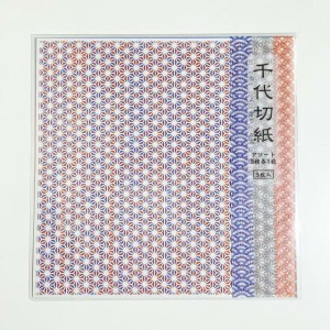 ★NEW★ 千代切紙 3枚入 アソートパック