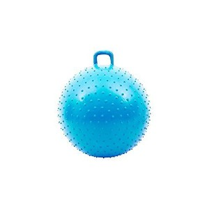 36インチKnobby Bouncy Ball withハンドル。Perfect for Tall子供大人に。