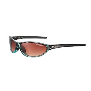 Tifosi Optics Alpe 2.0 Single Lens Sunglasses Blue Tortoise 1080405479 by Tifosi Optics