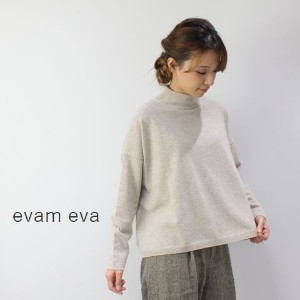 evam eva(エヴァムエヴァ) wool wide TN 3colormade in japane173k135