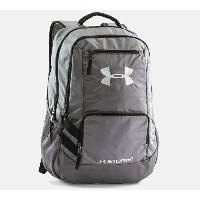 Under Armour Storm Hustle II Backpack メンズ Graphite/Graphite バックパック リュックサック アンダーアーマー